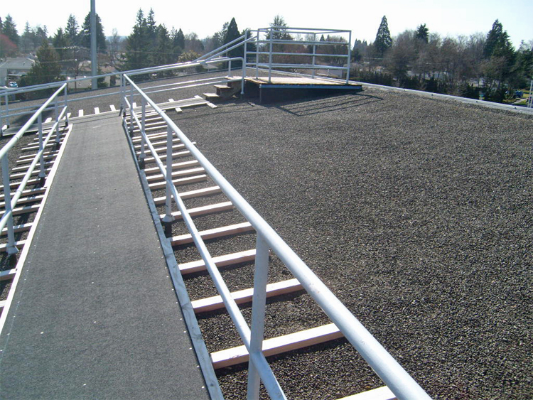 Gravel Roofs 187 Anderson Roofing