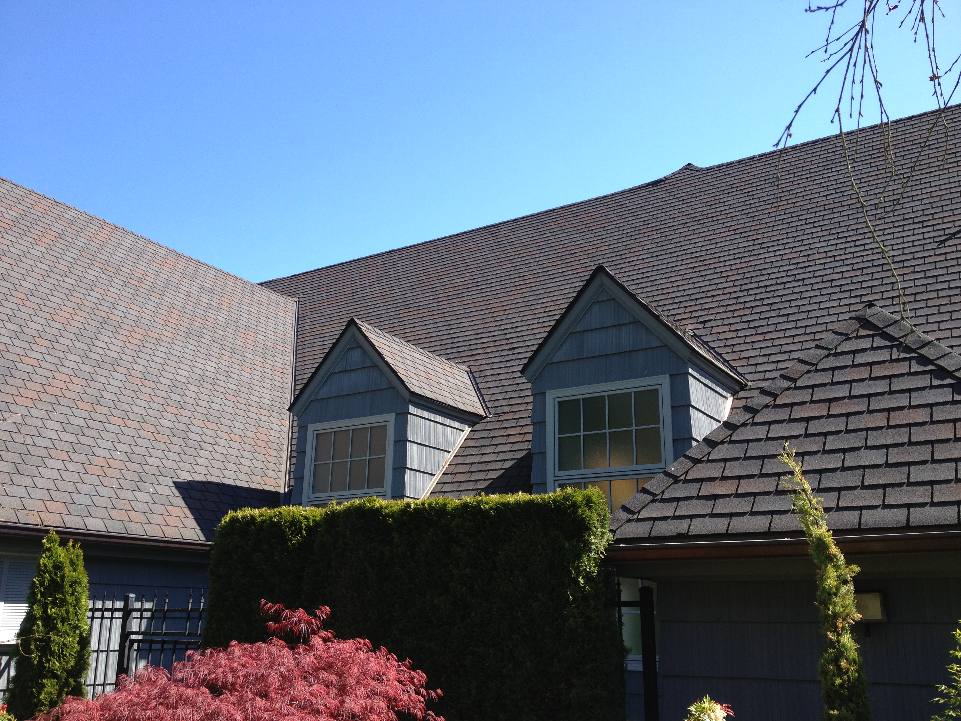Shingle Roofs 187 Anderson Roofing
