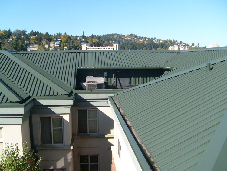 Steel Roofs 187 Anderson Roofing